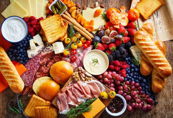 St Pierre Lunch Platter
