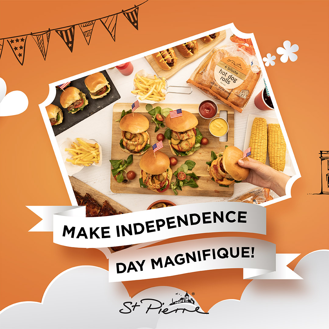 Make Independance Day Magnifique With Our Platter Ideas