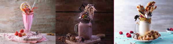 Milkshake Slideshow