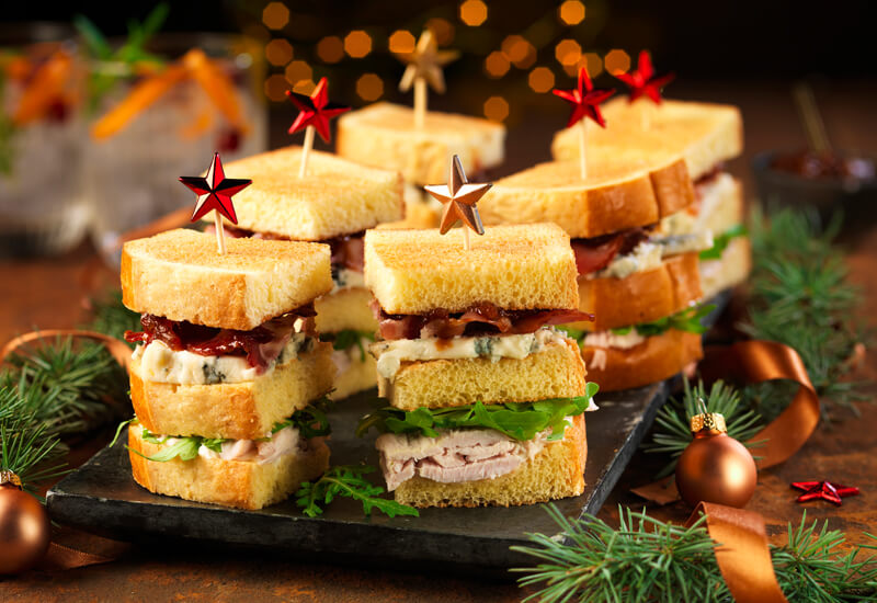 Leftovers Sandwich Stackers