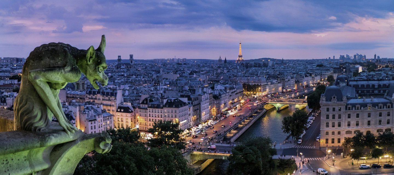 Paris Spooky Place - Gargoyle